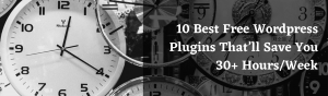 10 Best Free WordPress Plugins